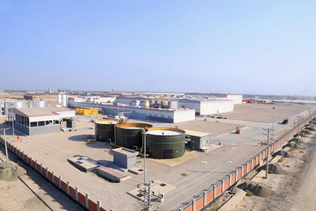 CocaCola_Factory_01 Industrial Buildings